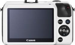 Canon Eos M White 18-55mm kit