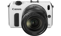 Canon Eos M White 18-55mm kit