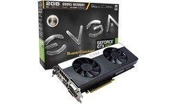 EVGA GeForce GTX 680 SC Signature 2 2GB