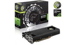 Point of View GeForce GTX 660 Ti 2GB