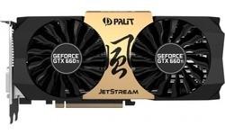 Palit GeForce GTX 660 Ti JetStream 2GB