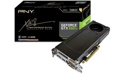 PNY GeForce GTX 660 Ti 2GB