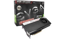 EVGA GeForce GTX 680 Classified 4GB