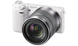 Sony NEX-5R White 18-55mm kit