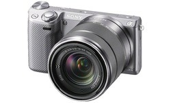 Sony NEX-5R Silver 18-55mm kit