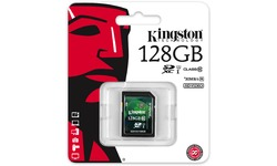Kingston SDXC Class 10 128GB
