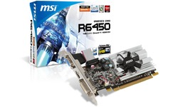 MSI R6450-MD1GD3/LP V2