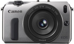 Canon Eos M Silver 22mm kit
