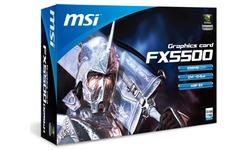 MSI FX5500-D256H