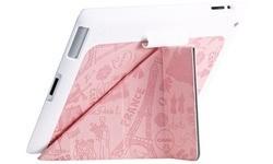 Ozaki iCoat Travil-Y Case Paris Pink