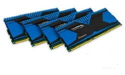 Kingston HyperX Predator 32GB DDR3-1600 CL9 XMP quad kit