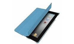 SBS Wrinkl Book Folio Case Blue (iPad 2)