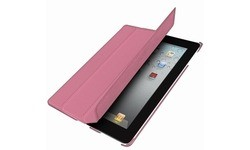 SBS Wrinkl Book Folio Case Pink (iPad 2)