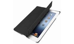 SBS Wrinkl Book Folio Case Black (iPad 3)