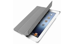 SBS Wrinkl Book Folio Case Grey (iPad 3)
