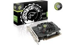 Point of View GeForce GTX 650 1GB