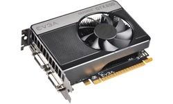 EVGA GeForce GTX 650 Superclocked 2GB