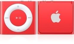 Apple iPod Shuffle V5 Red