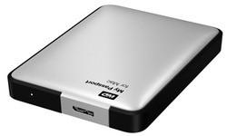 Western Digital My Passport for Mac 2TB Silver (USB 3.0)