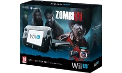 Nintendo Wii U Premium Black + ZombiU