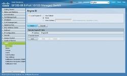 Cisco SF 300-08 8-port 10/100 Managed