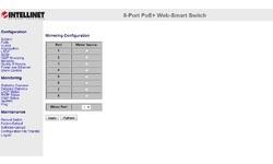Intellinet 8-port PoE+ Web-Managed Desktop Gigabit Switch