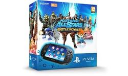 Sony PlayStation Vita + 4GB + All-Stars Battle Royale