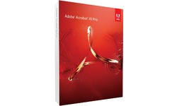 Adobe Acrobat Professional 11 NL Mac Upgrade