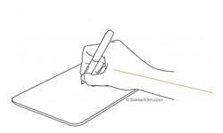 Bakker Elkhuizen Office 54 Pen Tablet