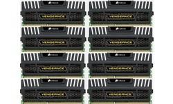 Corsair Vengeance 64GB DDR3-1866 CL9 octo kit