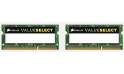 Corsair ValueSelect 8GB DDR3-1600 CL11 Sodimm kit
