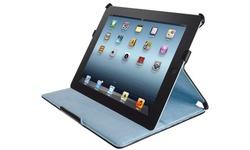 Trust Hardcover Skin & Folio Stand for iPad Mini Black