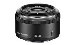 Nikon 1 18.5mm f/1.8 Black