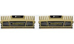 Corsair Vengeance Green 16GB DDR3-1600 CL9 kit