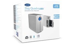 LaCie 2big Quadra 4TB