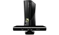 Microsoft Xbox 360 S 4GB Kinect + Kinect/Disney Adventures