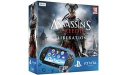 Sony PlayStation Vita + 4GB + Assassin's Creed III