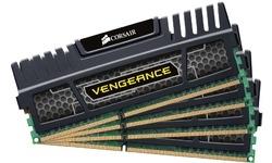 Corsair Vengeance 32GB DDR3-2400 CL10 quad kit