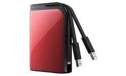 Buffalo MiniStation Extreme 1TB Red