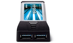Buffalo USB 3.0 ExpressCard 2-port