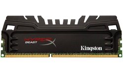 Kingston HyperX Beast 32GB DDR3-1866 CL10 quad kit