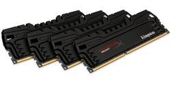 Kingston HyperX Beast 32GB DDR3-2400 CL11 quad kit