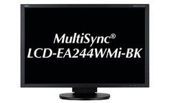 NEC MultiSync EA244WMI Black