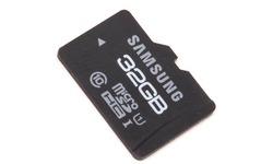 Samsung MicroSDHC Pro UHS-I 32GB