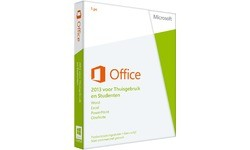 Microsoft Office Home & Student 2013 NL