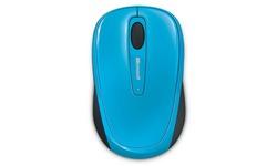 Microsoft Wireless Mobile Mouse 3500 Light Blue
