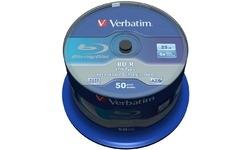 Verbatim BD-R LTH 6x 50pk Spindle