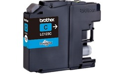 Brother LC-123 Cyan