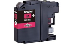 Brother LC-123 Magenta