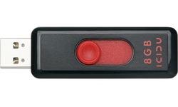 Icidu Slider Fast Flash Drive 8GB